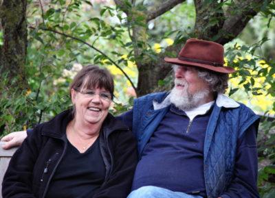 Hans en Quirina Ditzel visroken op Terschelling ambachtelijk rookmethode