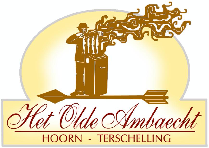 Het Olde Ambaecht visroken op Terschelling