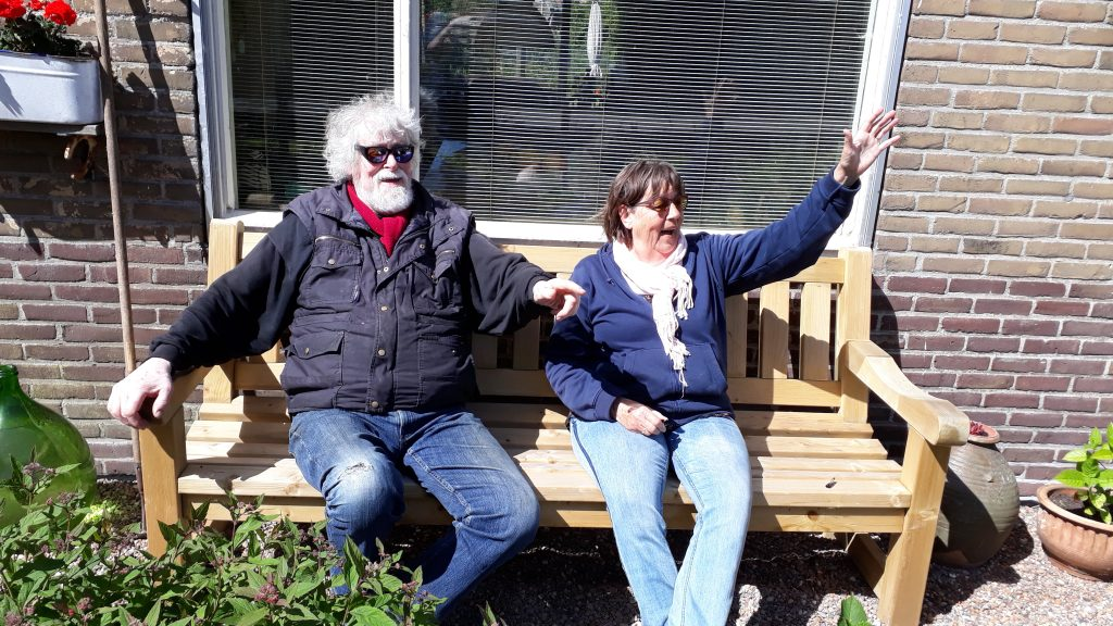 22 oktober 2020 50 jaar getrouwd Hans en Quirina Ditzel
